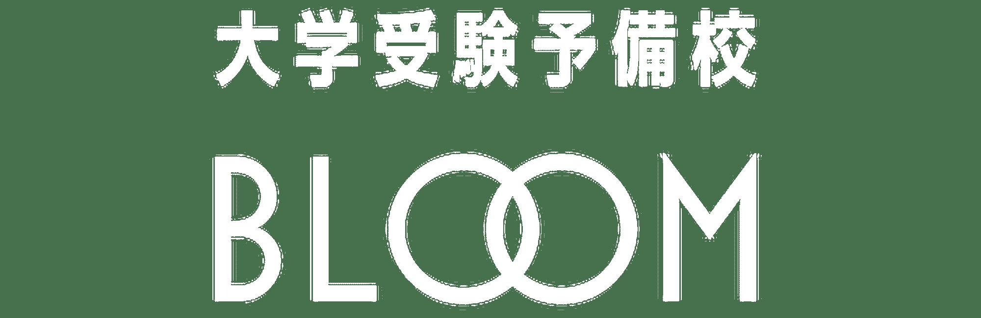 BLOOMのロゴです。